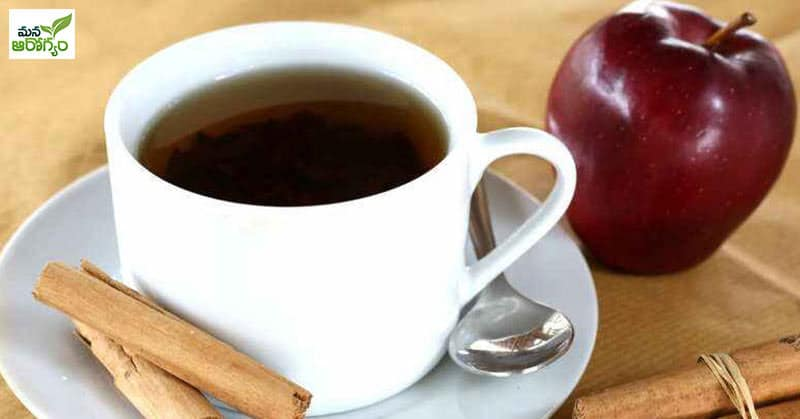 Health Benefits of Apple Tea