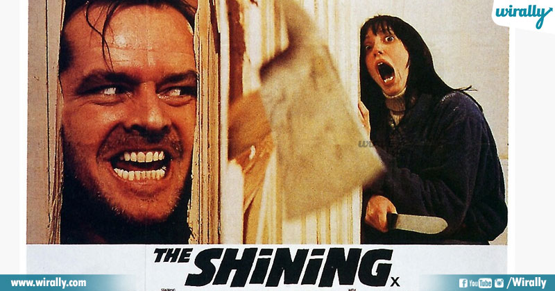 4.THE SHINING (1980)