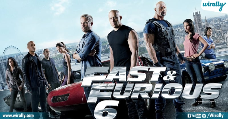 FAST AND FURIOUS 6 (2013)