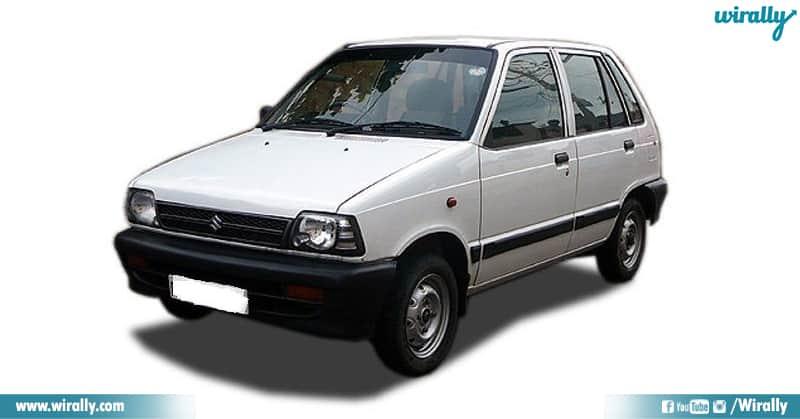 5 Maruthi 800