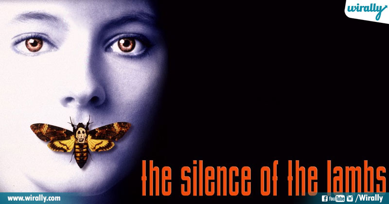 6.THE SILENCE OF THE LAMBS (1991)