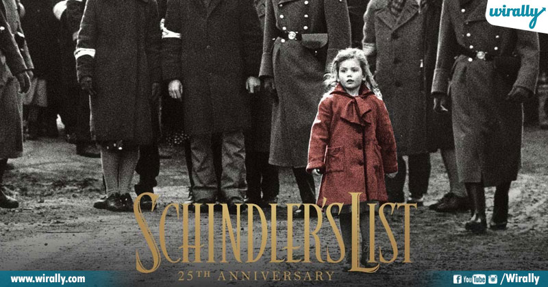 7.SCHINDLER'S LIST (1993)