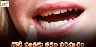 causes of mouth sores