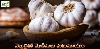 beauty tips with garlic