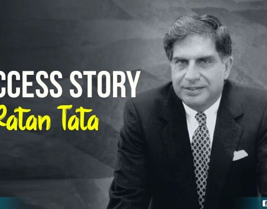 Success Story Of Ratan Tata (1)