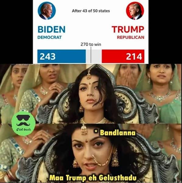 1. Bandlanna Trump Memes