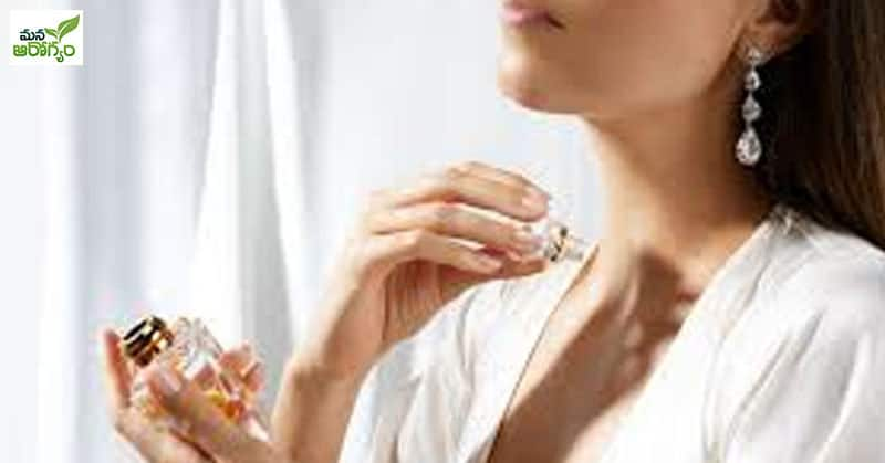 effect do perfumes have on health?
