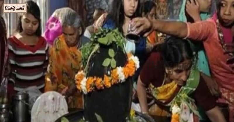 Bilwa characters are used for Shivaradhana