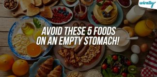 Avoid these foods