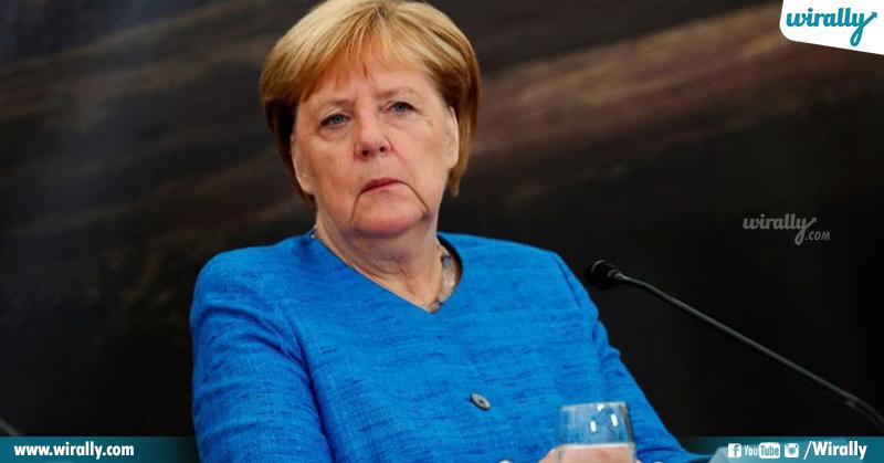 Angela Merkel Reuters