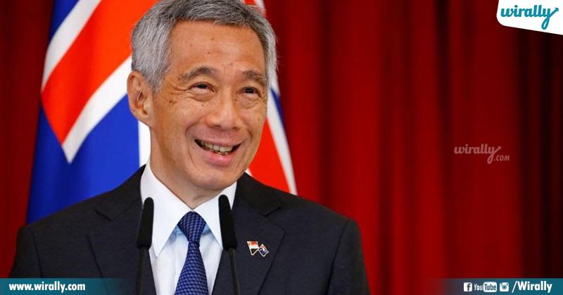 Lee Hsien Loong Reuters