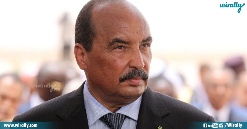 Mohamed Ould Abdel Aziz Reuters