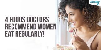 Foods Doctors Recommend Women