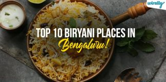 Biryani Places In Bengaluru