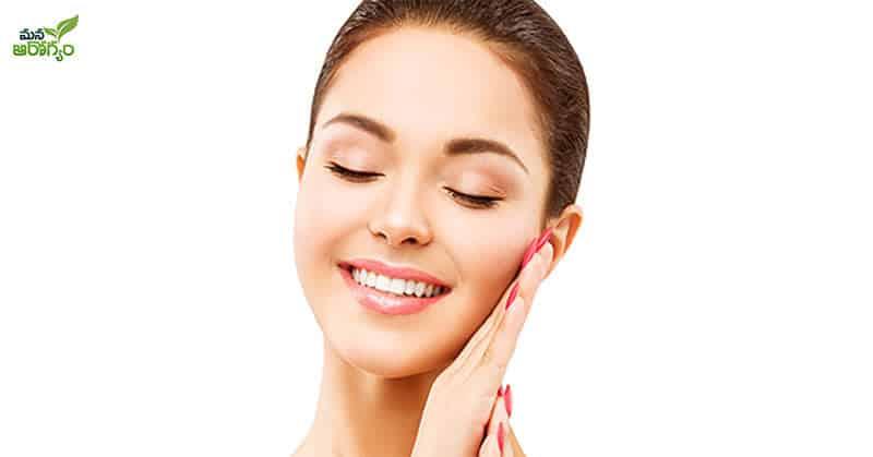 health tips for shiny skin