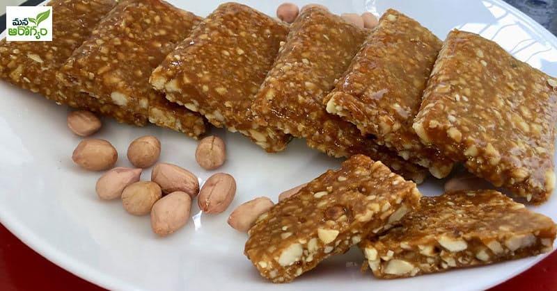 health benefits of eating palli patti