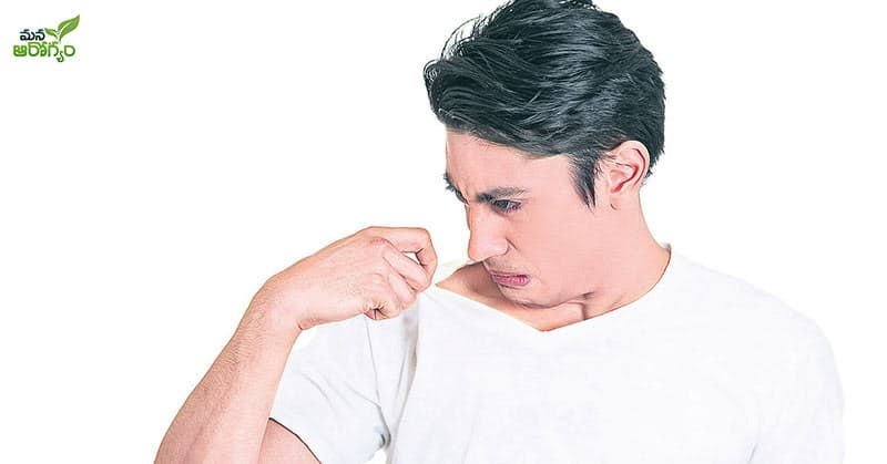 Follow these tips to reduce body odor