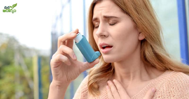 Foods that reduce asthma