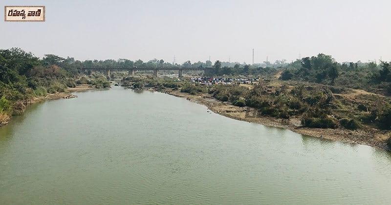 Bahuda River