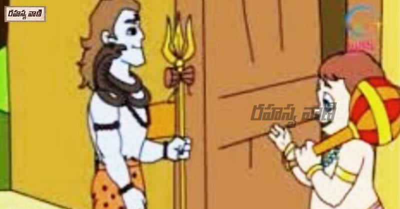 గణపతి జననం