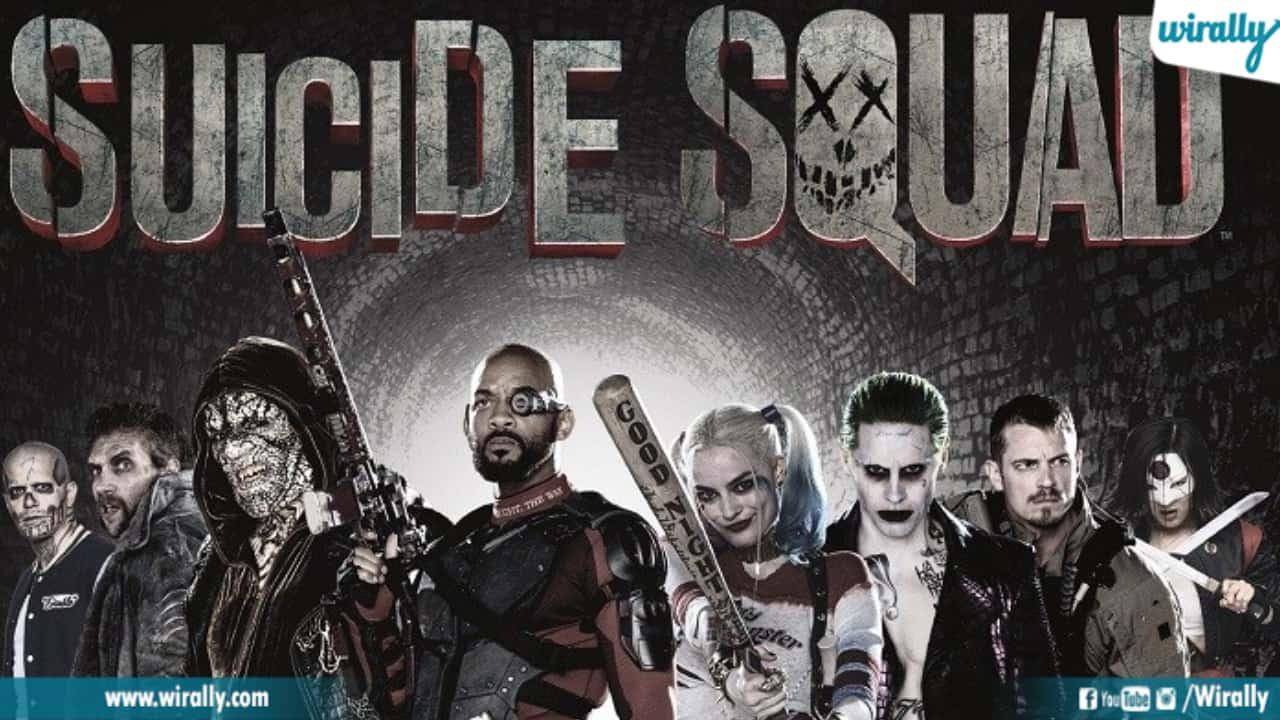 The Sucide squad