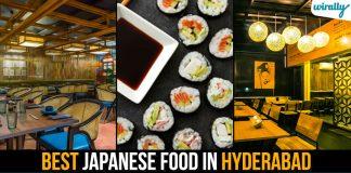 Japanese Restaurants In Hyderabad