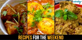 Recipes For The Weekend (1)