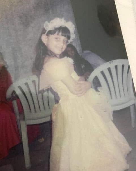 Tamannaah Bhatias Adorable Childhood Photos Are A Treat For Her Fans Check Out 2