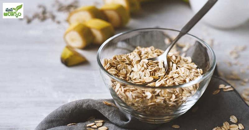 Benefits of eating oats