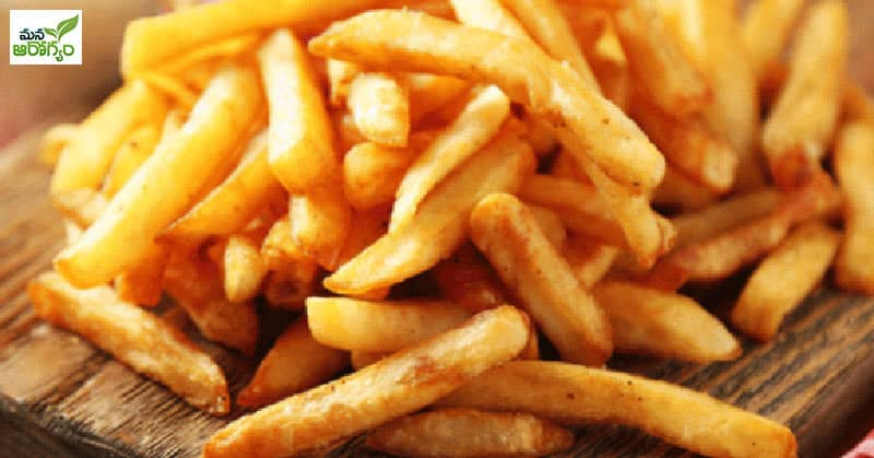 Is French fries a health hazard