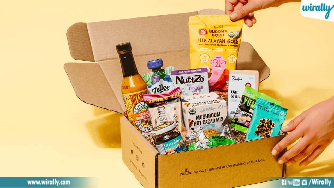 Box Subscription Goodies