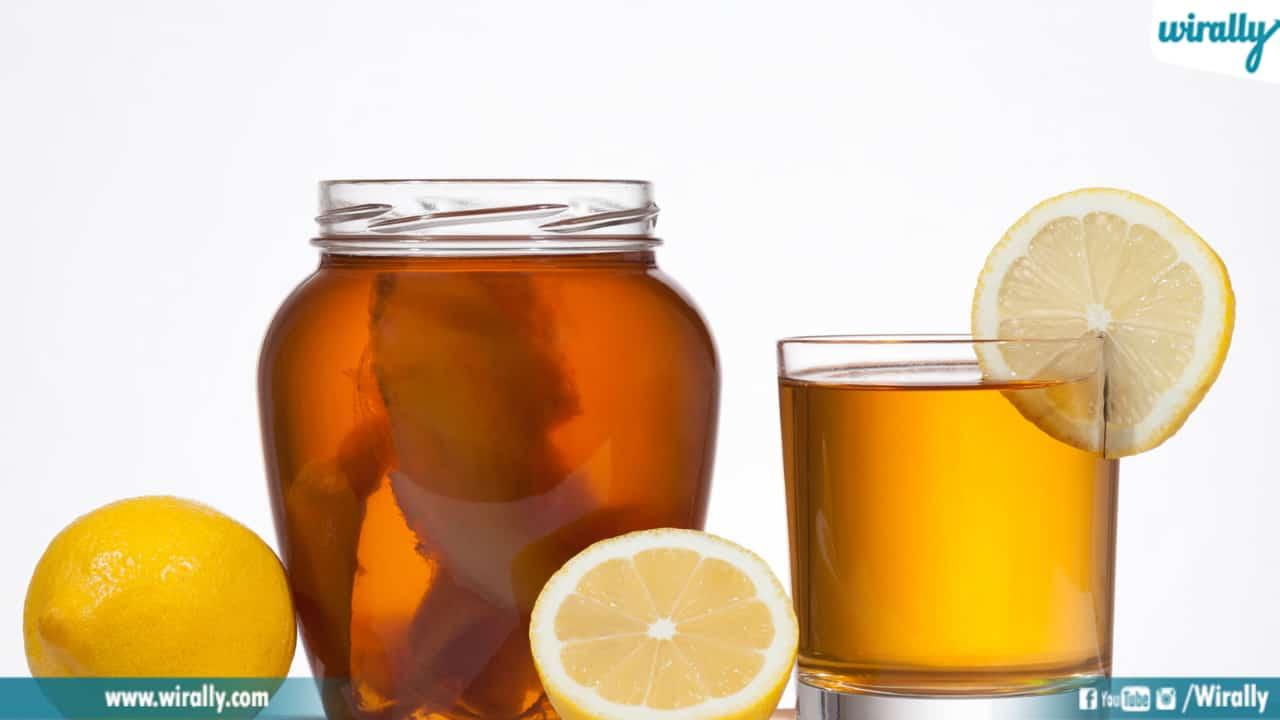 Apple cider vinegar: