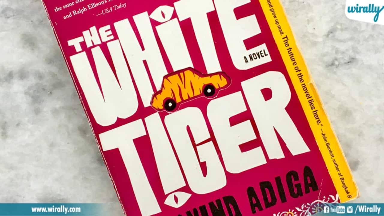 The Whit Tiger
