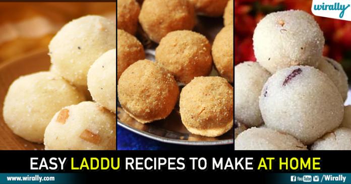 Easy Laddu Recipes