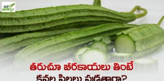 Health benefits of eating Beerakaya