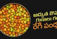 Health Benefits of Regi fruits
