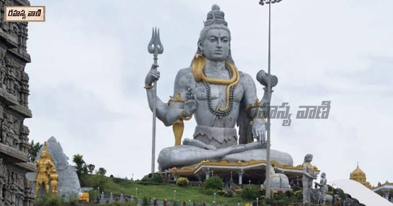the tallest Shiva lingam in the world