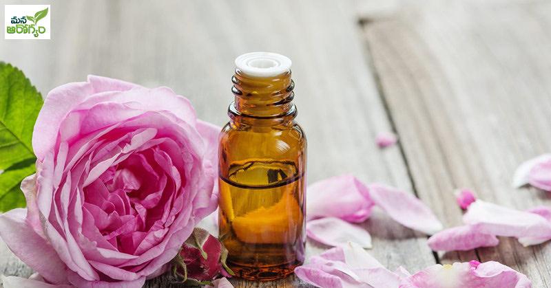 health benefits of rose petals