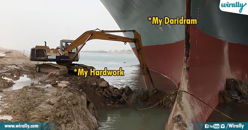 1 Suez Canal memes