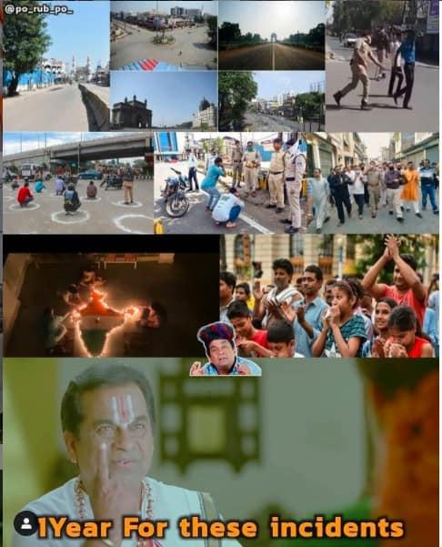 1.Janata Curfew memes