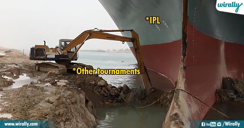 11.Suez Canal memes