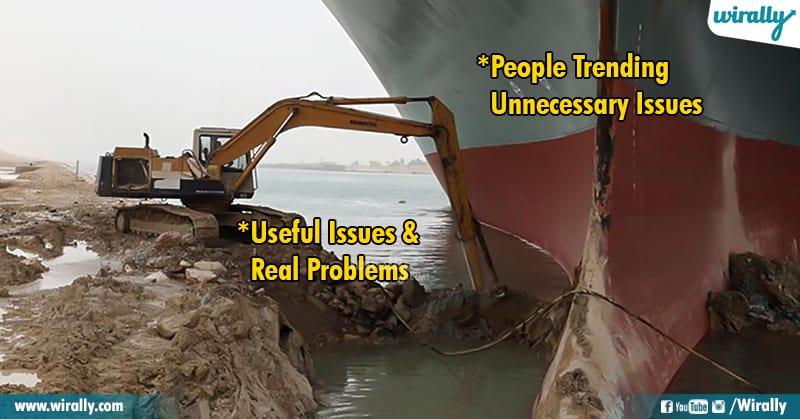 15.Suez Canal memes