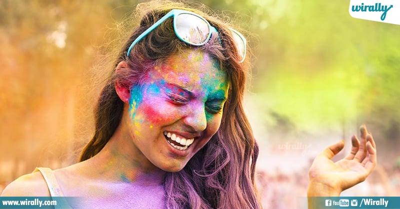 face meedha colour