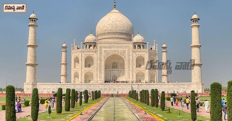 Mysteries about the Taj Mahal