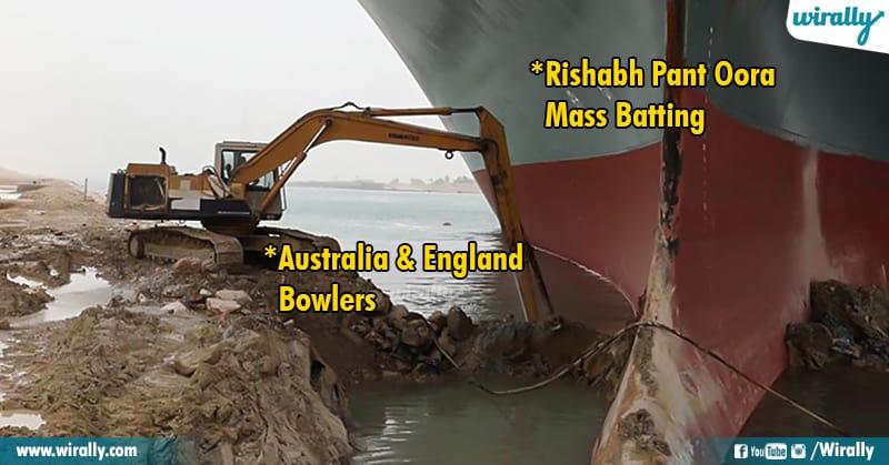 3.Suez Canal memes