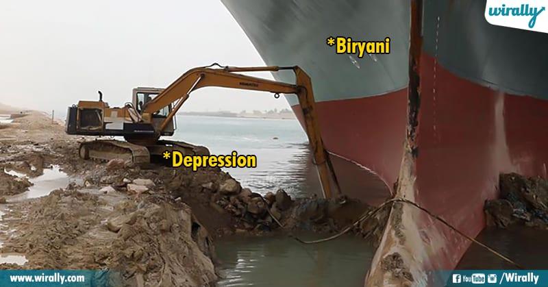 8.Suez Canal memes