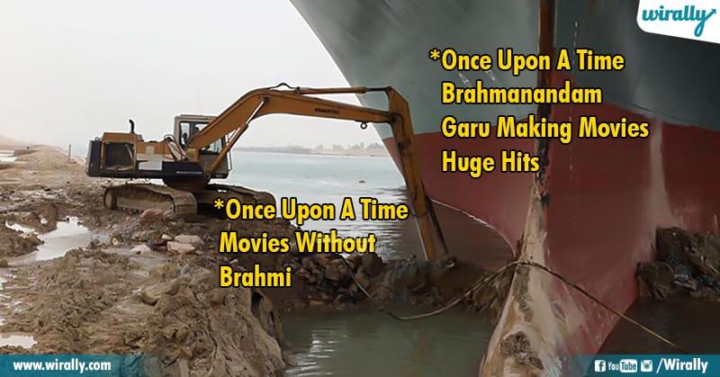 9.Suez Canal memes