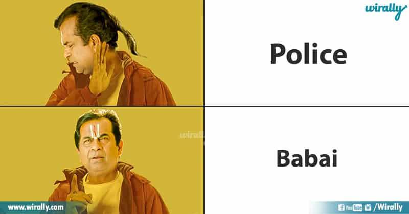 Police - Babai