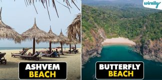 Underrated Beaches goa