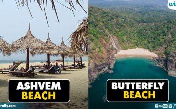 Underrated Beaches goa